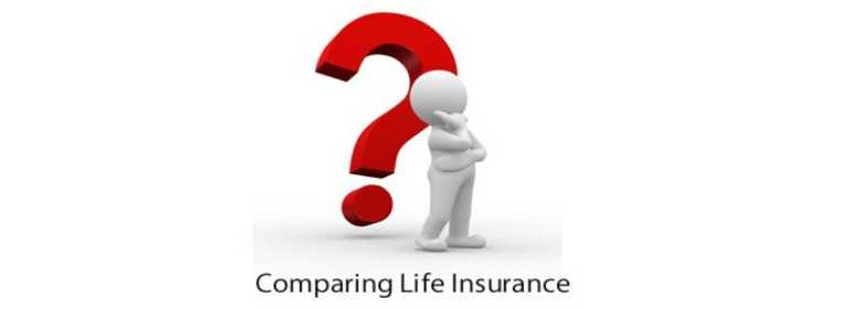 online Insurance comparisons